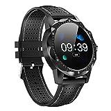 kelihood Smartwatch para Hombre, IP68, Impermeable, Actividad Fitness, rastreador de Fitness, Smartwatch COLMI Sky 1, Reloj Brim Android iOS, Color Blanco