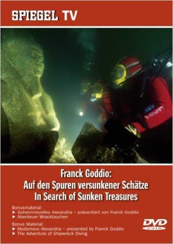 DVD Franck Goddio: Auf den Spuren versunkener Schätze: In Search of Sunken Treasures