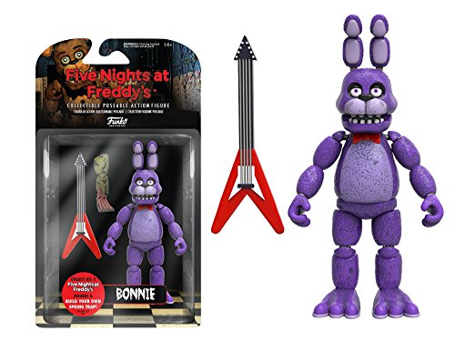 Funko-Five-Nights-At-Freddys-Bonnie-5-Articulated-Vinyl-Action-Figure-Toy-8849