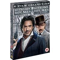Sherlock Holmes/Sherlock Holmes: A Game Of Shadows