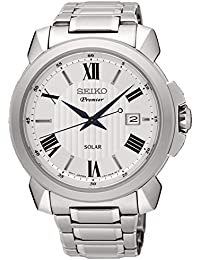 Seiko Premier relojes hombre SNE453P1