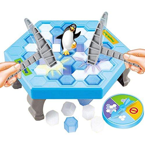 Preisvergleich Produktbild SamoleusPinguinTrapFamilieSpielEisbrechenspeichernPinguinSpaSpielSet (Pinguin Spiel)