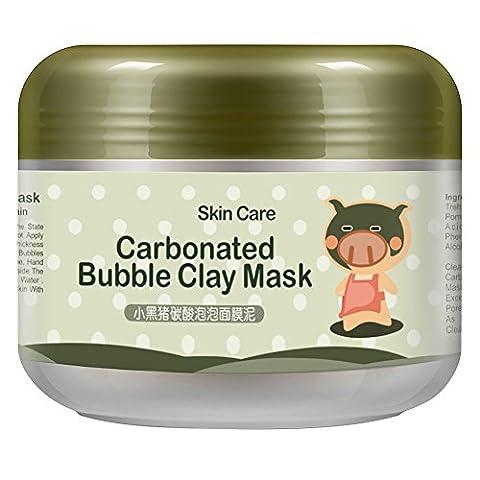Weisy Masque de Sommeil Nettoyant en Profondeur Moussant Hydratant Supplement