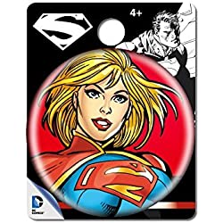 DC Comics Supergirl Single Button Pin Action Figure by DC Comics