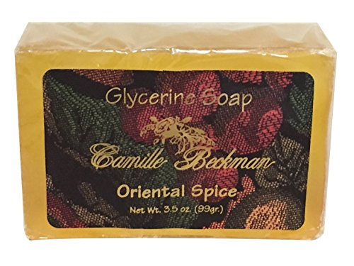 Camille Beckman Glycerin (Camille Beckman Glycerine Bar Soap 3.5 oz - Glycerine Rosewater Scent by Camille Beckman)