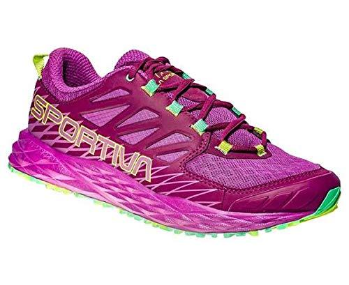 La Sportiva Lycan Woman, Scarpe da Trail Running Donna, Multicolore (Viola/Prugna 000), 40 EU
