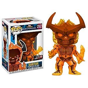 Funko Figurine Marvel Thor Ragnarok Surtur Exclusive Pop 10cm 0889698137744