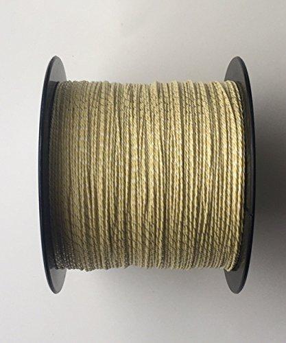 Preisvergleich Produktbild Drachenschnur Aramid-Polyamid 1mm 200 Meter Rolle (0,04€/m)