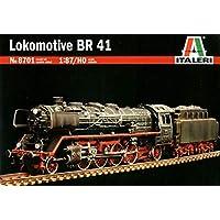 Italeri 8701S - Locomotora BR 41 (escala 1/87) [importado de Alemania]