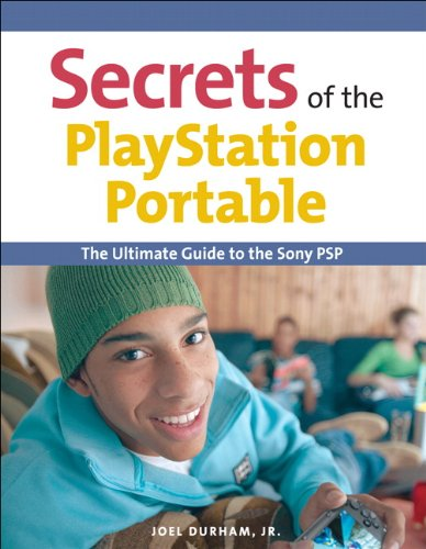 Secrets of the PlayStation Portable (English Edition)