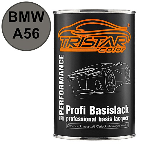 Chrome Line (TRISTARcolor Autolack Dose spritzfertig für BMW A56 Chrome Line Shadow Metallic Basislack 1,0 Liter 1000ml)