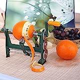 Manivela profesional Limón, naranja Peeler, pequeño