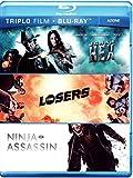 Jonah Hex + The losers + Ninja assassin [Blu-ray] [Import anglais]