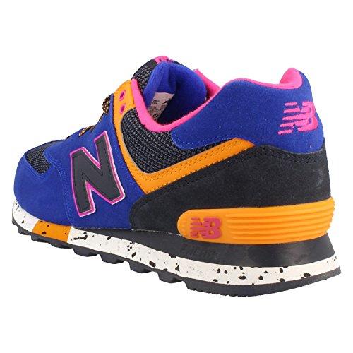 New Balance , Baskets pour homme neongelb / grau Taille unique - neongelb / grau