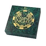 Talking Tables Host V2 Party Spielabend Erwachsene Weihnachten | Nacht im Casino Spiel, Multifarbe