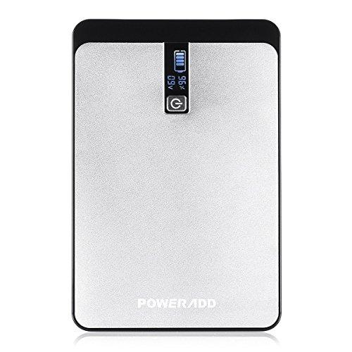 Externes Laptop Ladegerät (Poweradd Externer Akku 23000mAh Pilot Pro 2 Zusatzakku für Smartphone, Handy, Notebook, Kamera, mp3 usw.)