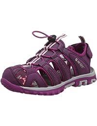 Hi-Tec Girls' Cove JRG Hiking Sandals