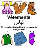 Telecharger Livres Francais Dari Vetements Dictionnaire bilingue illustre pour enfants (PDF,EPUB,MOBI) gratuits en Francaise