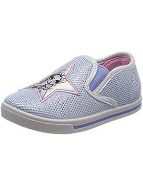 Leomil Fashion Girls Kids Low Sneakers, Zapatillas sin Cordones para Niñas