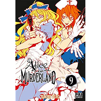 Alice in Murderland T09