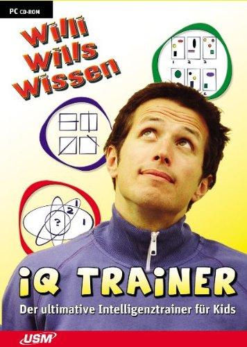 Willi wills wissen - IQ Trainer Band 1