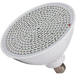 FLAMEER LED Pflanzenleuchte Grow Light Vollspektrum Wachstum Birne, 35W / 50W - 1