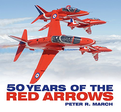 50 years of the Red Arrows por Peter R. March