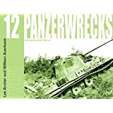 Panzerwrecks 12: German Armour 1944-45