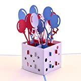 #5: Yolopop Birthday Gifts | Handmade Happy Bday Pop-Up Greeting Card