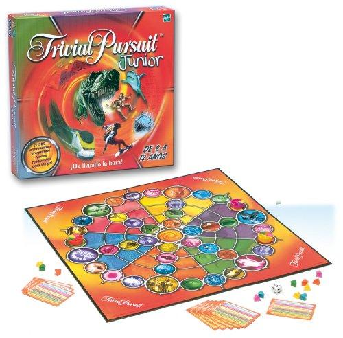Imagen 1 de Juegos de Adultos Hasbro - Trivial Junior 19607500