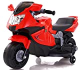 #8: Toy House Kid's Mini Ninja Superbike Rechargeable Battery Operated Ride-on (2 to 4yrs, Red)