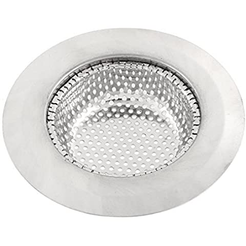 Bloqueador de filtro de acero inoxidable de cocina Bañera Cuenca Residuos Tamiz