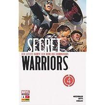 Secret Warriors # 4