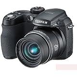 """Fujifilm FinePix S1000fd Appareil photo bridge numérique Ecran LCD 2,7"""" 10 MP Zoom optique x12 Noir"""