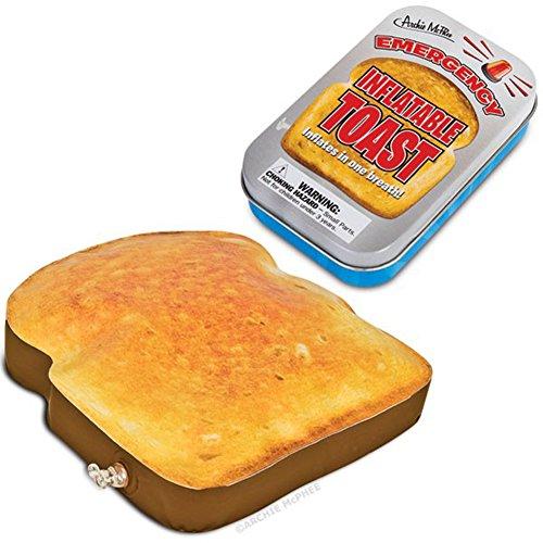 Aufblasbares Toast
