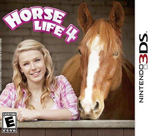 UK Import 3DS Horse Life 4 auf deutsch spielbar