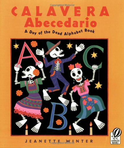 A Day of the Dead Alphabet Book ()