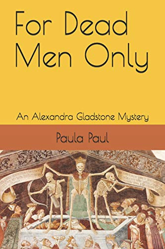 For Dead Men Only: An Alexandra Gladstone Mystery (Alexandra Gladstone Mysteries, Band 5) - Victorian Lodge
