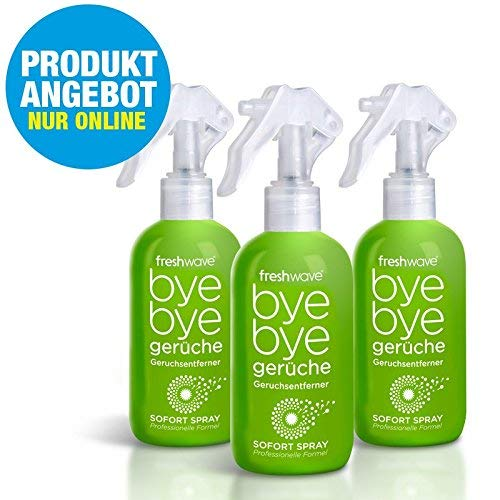 3er-Set freshwave® Geruchsentferner-Sprays 250ml