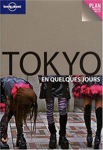 TOKYO EN QUELQUES JOURS 1ED