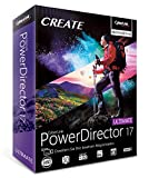 CyberLink PowerDirector 17 Ultimate , PC