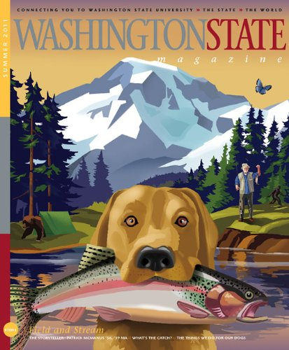 Washington State Magazine :: Summer 2011 (English Edition)