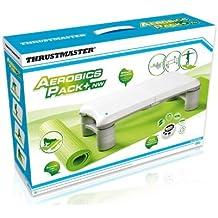 Wii - Aerobics Pack + NW inkl. Stepper, Bodenmatte und Pedometer für Wii Fit Balance Board