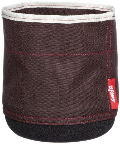 Emsa 508730 Softbag Cache-Pot/Porte-Ustensiles ou Corbeille 15 cm Choco