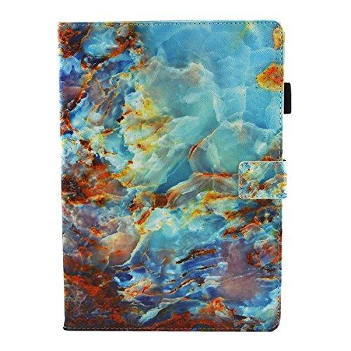 iPad IPad pro 10.5 Custodia per IPAD iPad pro 10.5 inch, inShang Smart Cover case in pelle PU, supporto per tenere L'iPad sollevato, magnetico per sleep e standby marble