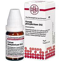 Ferrum Phosphoricum D 12 Globuli 10 g preisvergleich bei billige-tabletten.eu