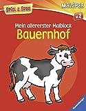 Mein allererster Malblock: Bauernhof (Spiel & Spa� - Malspa�) medium image
