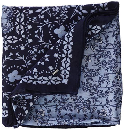 Pepe Jeans Damen Schal Acantha Scarf, Mehrfarbig (Multi Blau 0Aa), One Size - Denim Schal