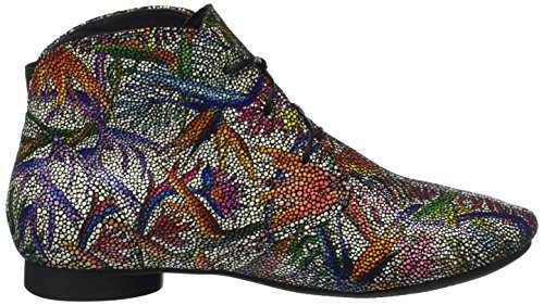 Think Guad, Polacchine Donna Multicolore (sz/multi 03)