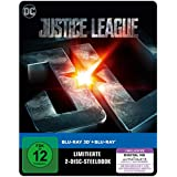 Justice League 3D Steelbook